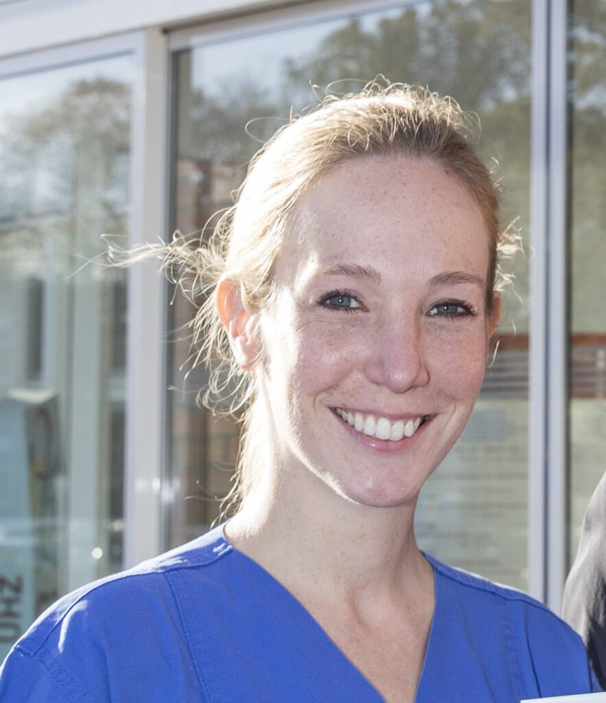 Portrait Dr. Dora Csengeri