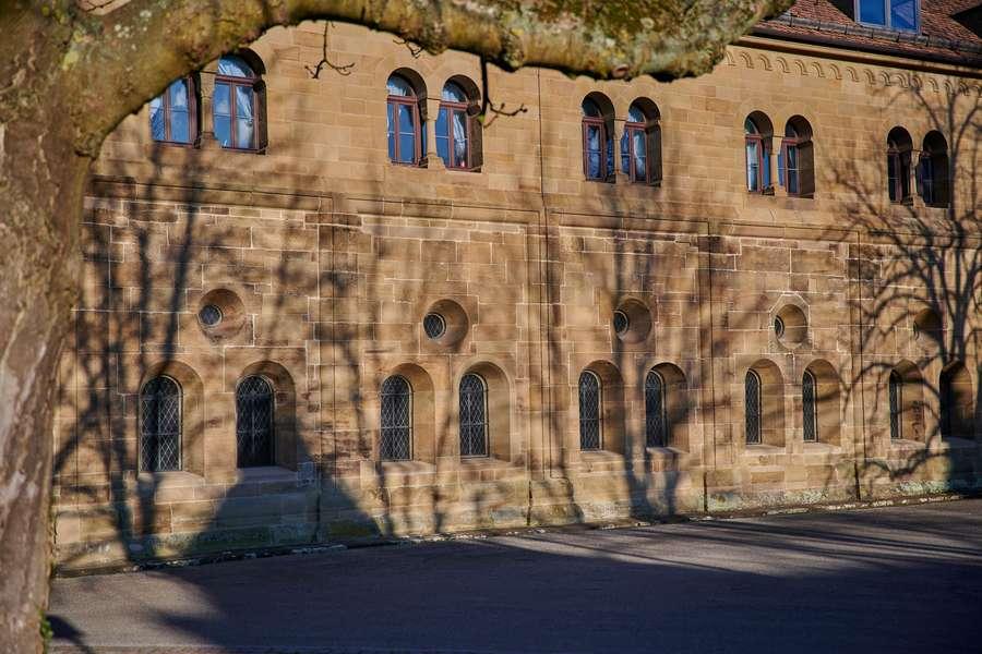 Ansicht Kloster Maulbronn