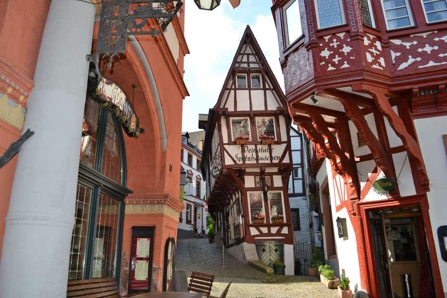 Fachwerkhäuser von Bernkastel-Kues